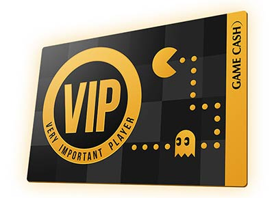 GameCash lance sa carte VIP (Very Important Player)