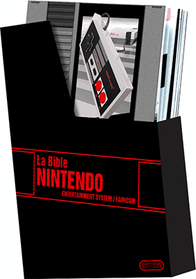 La Bible NES / Famicom aux éditions Pix'n Love