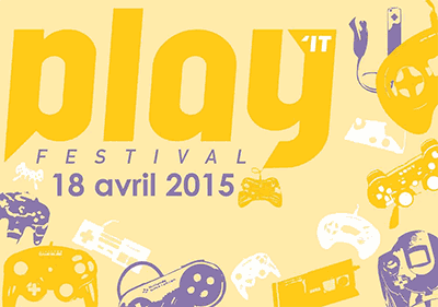 Play it Festival - Retro vers le futur