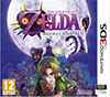 Legend Of Zelda Majora's Mask 3DS Ed. Spé.