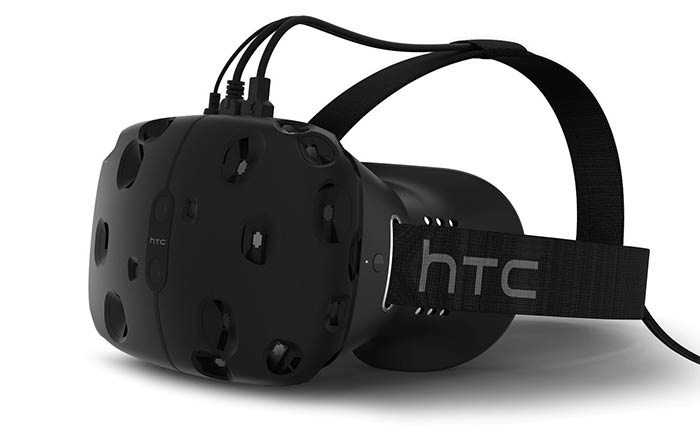 Casque Steam VR - HTC Vive
