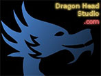 logo Dragon Head Studio (Vincent Billet)