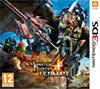 Monster Hunter 4 Ultimate 3DS Nintendo