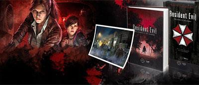 Resident Evil - Le livre