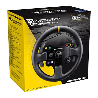 Leather 28 GT Wheel Add-On (packaging)