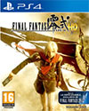 Final Fantasy Type-O HD 1st Ed. PS4 Square Enix