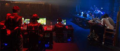 Etude sur les jeux video et l'e-sport
