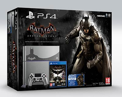 Bundle PS4 Limited Edition Bundle