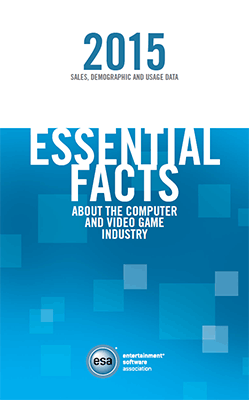 Essential Facts About the Computer and Video Game Industry 2015 (1)