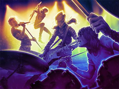 Mad Catz coéditera Rock Band 4 sur PlayStation 4 et Xbox One