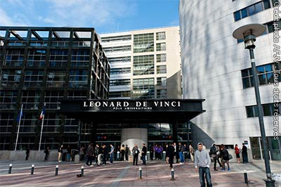 Pole Universitaire Leonard de Vinci