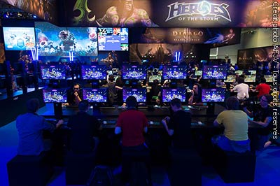 Stand Heroes of the Storm à la Gamescom (image 2)