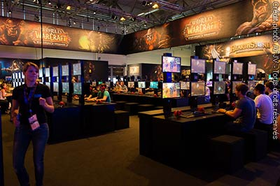 Stand World of Warcraft à la Gamescom (image 1)