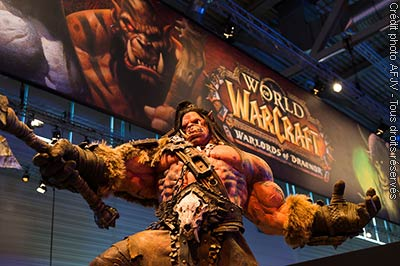 Stand World of Warcraft à la Gamescom (image 2)
