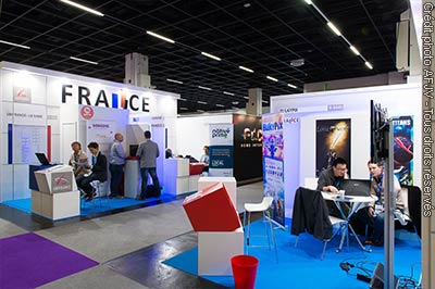 Pavillon France à la Gamescom (image 2)