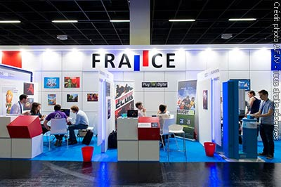 Pavillon France à la Gamescom (image 3)