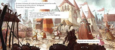 Child of Light : Reginald le Grand (extrait 1)
