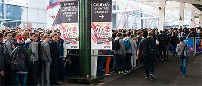 La Paris Games Week 2015 ouvre...