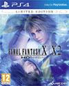 Final Fantasy X/X-2 HD Remaster Ed. Steelbook PS4 Square Enix