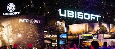 Programme charge pour Ubisoft a l'E3 2015
