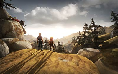 Brothers - A Tale of Two Son