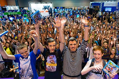 12 000 visiteurs au Digital & Game Show