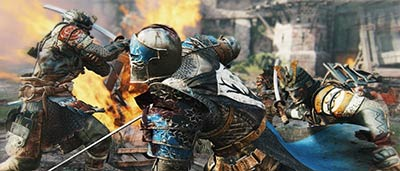 For Honor : La nouvelle licence d'Ubisoft
