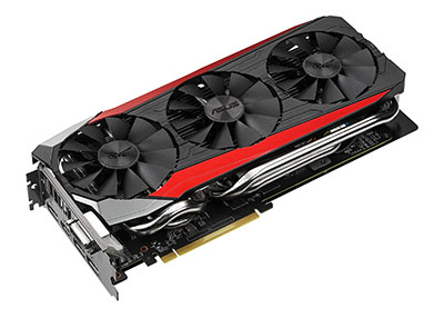 Carte graphique Asus Strix R9 Fury (image 1)
