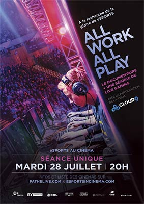 "Documentaire ""All Work All Play"""