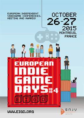 European Indie Game Days (EIGD)