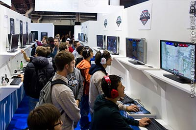 Stand Jeux Made in France (Paris Games Week - image 3)