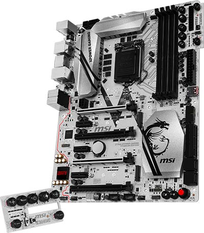 Carte mère Xpower Gaming Titanium MSI