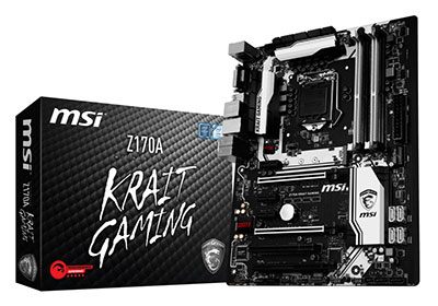 MSI Z170 Performance Gaming