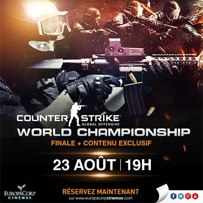 Finale Mondiale Counter-Strike