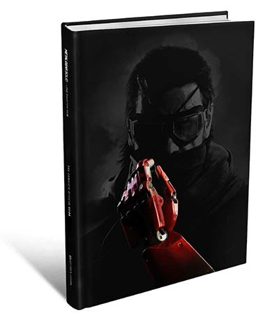 Guide officiel pour Metal Gear Solid V: The Phantom Pain