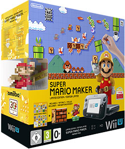Super Mario Maker édition Pack Wii U Premium