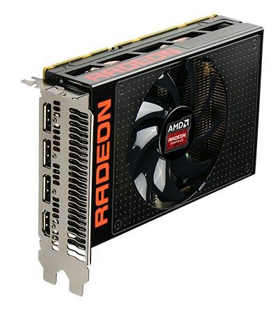 carte graphique mini itx AMD Radeon R9 Nano, la carte graphique Mini ITX pour gamers