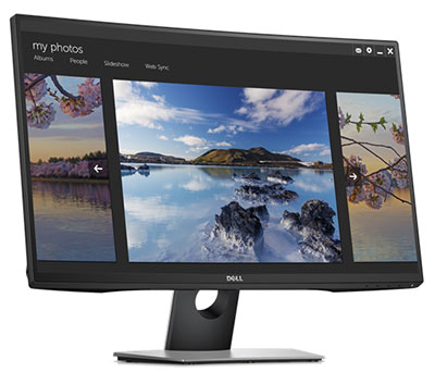 Dell 27 Curved Monitor (SE2716H)