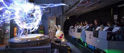 Ubisoft cree son parc d'attractions