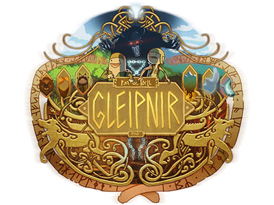 tiny & Tall: Gleipnir (logo)