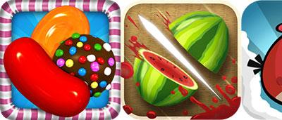 Les jeux iPhone et iPad