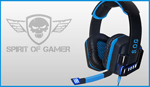 Casque Spirit Of Gamer Xpert-H8 (image 1)