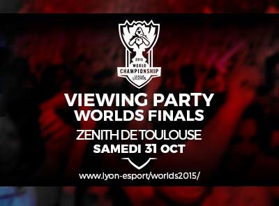 Finale du World Championship 2015 de League of Legends