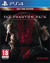 Metal Gear Solid V : The Phantom Pain PS4