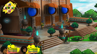 Aurion : Legacy of the Kori-Odan (screenshot 1)