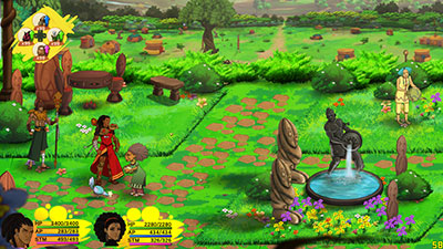 Aurion : Legacy of the Kori-Odan (screenshot 2)