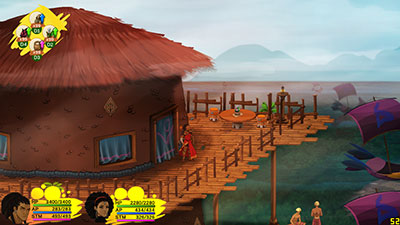 Aurion : Legacy of the Kori-Odan (screenshot 3)