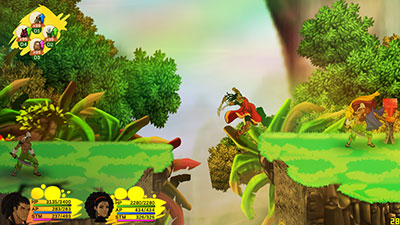 Aurion : Legacy of the Kori-Odan (screenshot 4)