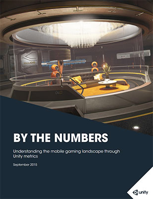 """By The Numbers"" rapport sur l'industrie du jeu vidéo mobile"
