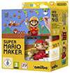 Super Mario Maker + Amiibo Super Mario Bros
